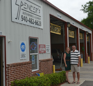 Spencer's Auto Repair